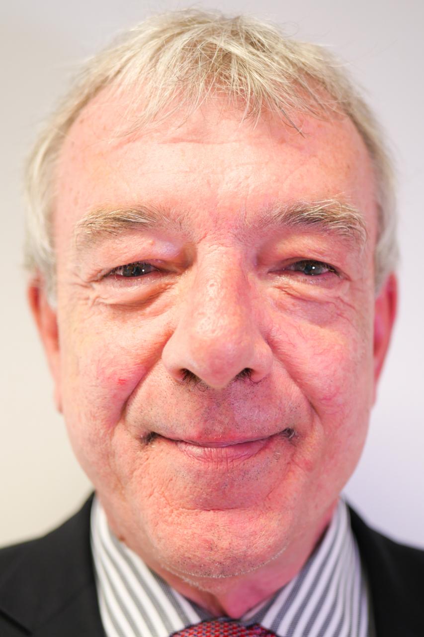 Allen Swales, International Officer