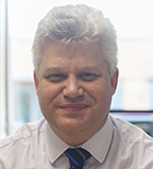 Professor Andy Neely, Pro-Vice-Chancellor for Enterprise and Business Relations